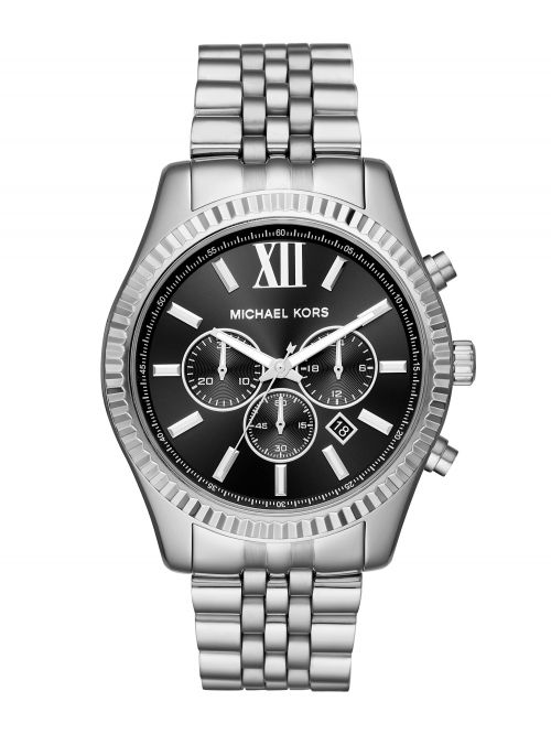 LEXINGTON| 44mm | Silver Stainless steel | 5ATM